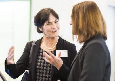 Abschlussveranstaltung - Mentoring 4 Women
