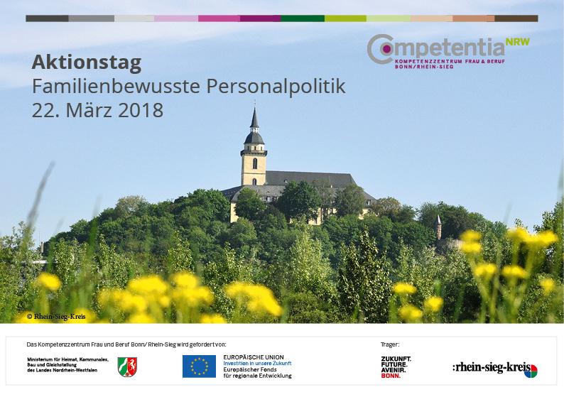 """Aktionstag """"Familienbewusste Personalpolitik"""""""